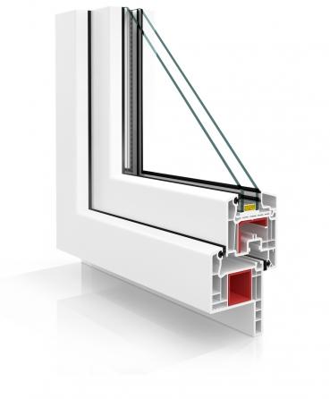 ventanas de pvc veka marco tapajunta perfil vp 70