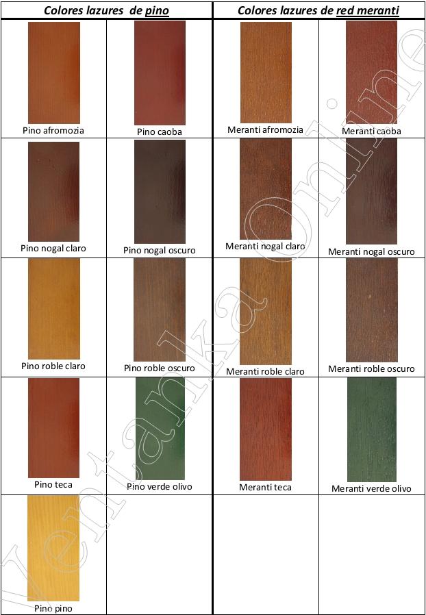 Colores de ventanas y puertas de madera - Colores de puertas de madera ...