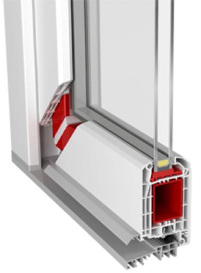 Puertas de entrada de pvc for Parclose fenetre